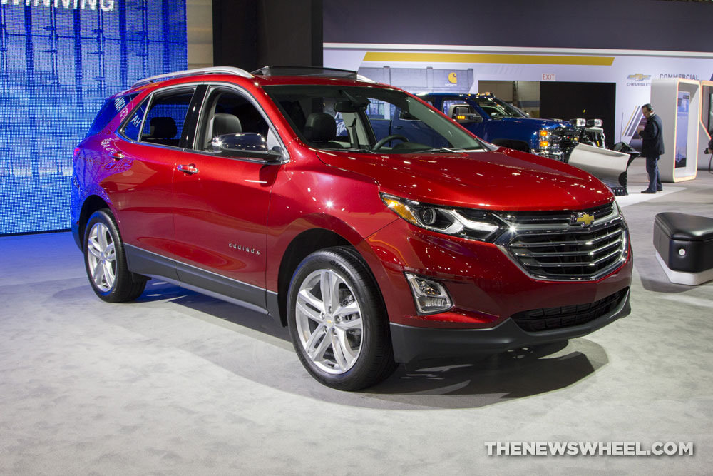 2018 Equinox Exterior: Bold, Refined, and Intelligent