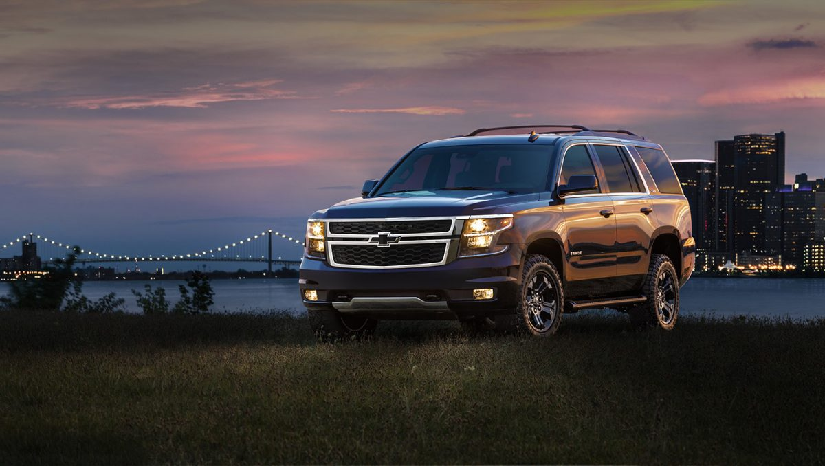 Bold Styling, Refined Design: The Tahoe Z71 Midnight Edition