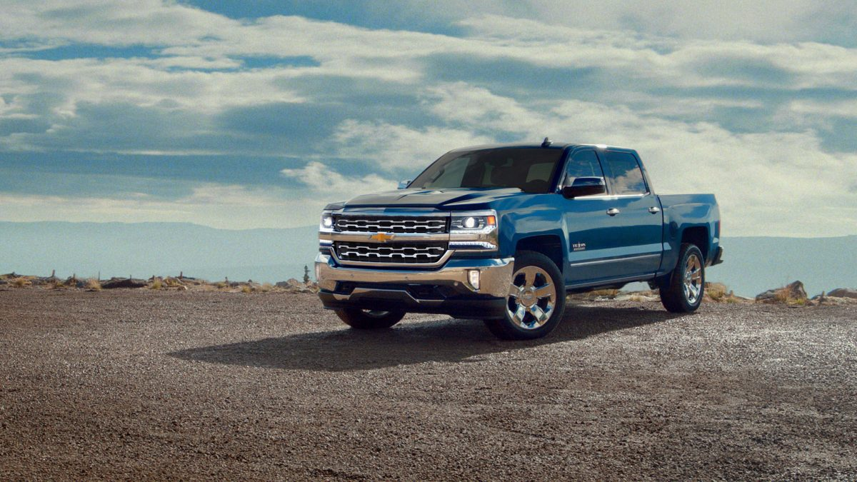 2019 Chevrolet Silverado 1500 Gets More Efficient