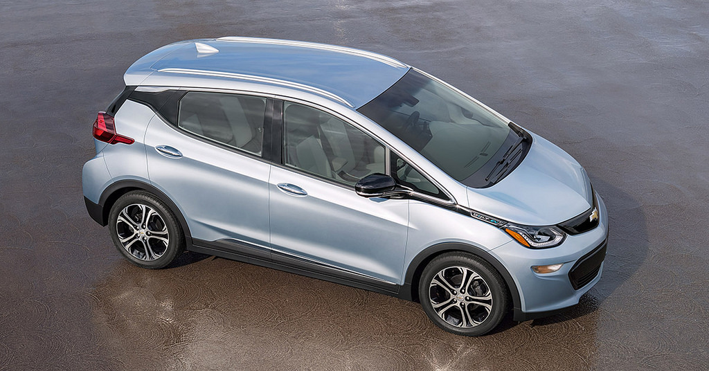 Production of the Chevrolet Bolt to Increase, Create Jobs