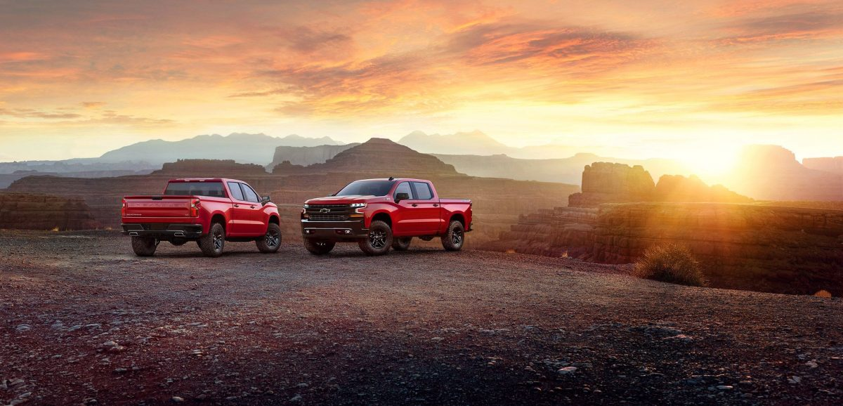 """New Real People, Not Actors"" Ad Highlights 2019 Silverado 1500 Features"