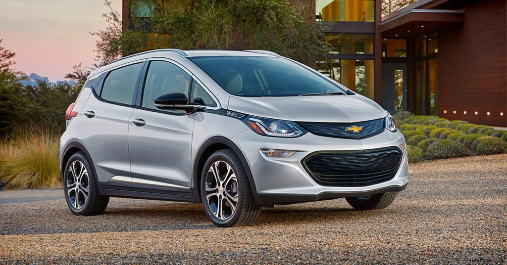 Chevy Bolt App Energy Assist Functions | Vann Gannaway ...